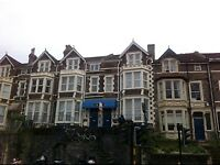 1 bedroom flat split over 2 floors available in Cotham. Rent includes council tax