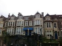 Studio flat available in Cotham. Rent includes council tax