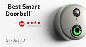 FREE SKYBELL DOOR BELL CAMERA & SECURITY SYSTEM