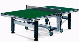 Cornilleau 740 Competition Review The Cornilleau 740 Competition