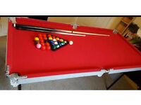 Snooker / Pool Table Excellent Condition
