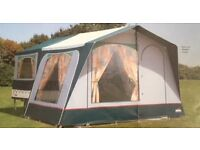 Cabanon Trailer Tent and Awning