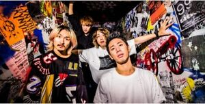 One Ok Rock Concert March 22 at Vogue Theatre(Vancouver) $100