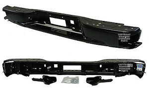 NEW 2002-2006 AVALANCHE 1500 - 2500 REAR BUMPER REBAR ONLY NEW