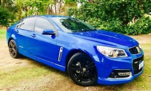 2014 Holden Commodore VF SS Storm Perfect Blue 6 Speed Automatic Sedan Beckenham Gosnells Area Preview