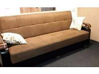 Turkish Sofa Bed 3 Seater With Storage