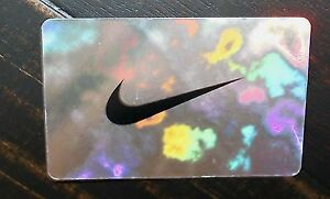 NIKE FACTORY GIFT CARD ***GREAT DEAL***Black Friday coming Kitchener / Waterloo Kitchener Area image 1