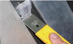 Olfa 1086530, 25mm Multi-Purpose Scraper SCR-S