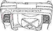 W123 Blech