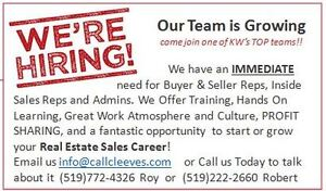 We are looking for Talent !!! Kitchener / Waterloo Kitchener Area image 2