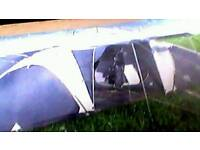 8 berth sunnicamp tent