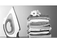 Professional Ironing service in the Nailsea & Blackwell Area