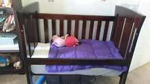 Mali Cot/day bed/toddler bed and matching change table/tallboy Bracken Ridge Brisbane North East Preview