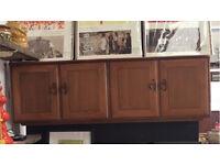 Vintage Ercol Wall Unit