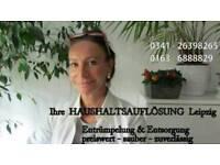Entrumpelung Dienstleistungen Fur Haus Garten In Leipzig Ebay