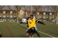 LONDON SEMI PROFESSIONAL FOOTBALL TRIALS