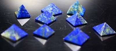 Lapislazuli Pyramide Edelsteine  Energie M