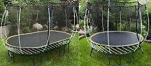 Springless trampoline Figtree Wollongong Area Preview