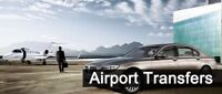 Airport taxi service flat rate Limo