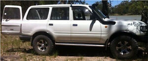 Toyota 80 series landcruiser Mansfield Park Port Adelaide Area Preview