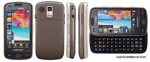 VERIZON-NEW-SAMSUNG-U960-ROGUE-CELL-PHONE-QWERTY-TOUCH-SCREEN-NO-DATA-NEEDED