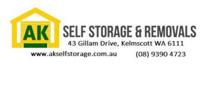 AK Self Storage & Removals Kelmscott Armadale Area Preview