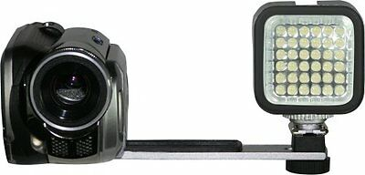 Sima Hd Led Video Light For Sony Handycam Hdr Xr160 Xr550v Vg10 Vg20 Camcorder
