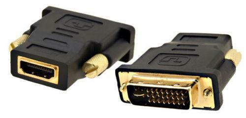 Dvi To Hdmi Adapter Ebay
