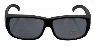 Sonnen-Überbrille Polarisiert UV400 schwarz Sonnenüberbrille Unisex Sonnenbrille