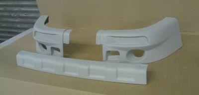FORD TRANSIT VAN MK7 Front Bumper spoiler ST SPORTLINE ( ADD-ON). PRIMED