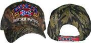 Border Patrol Hat