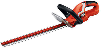 "Black & Decker 22"" 20V MAX* Bare Lithium Ion Hedge Trimmers- LHT2220B on Rummage"