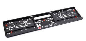 original-Audi-Sport-Soporte-de-la-placa-Identificatoria-Matricula-3291401400