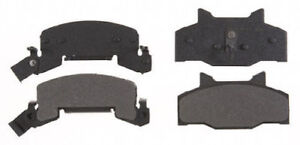 BRAKE PRO SYSTEMS 0214 DISC BRAKE PADS (Box 6) D214