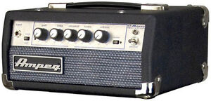 Ampeg VR micro amp head/ trade for another Ampeg head