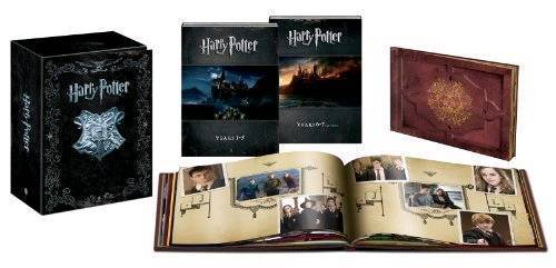 Harry Potter Complete Collection - STRICTLY LIMITED NUMBERED EDITION