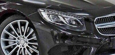 Mercedes-Benz OEM C217 S Klasse Coupe Conv. 2015 + Euro Spec Dynamic LED
