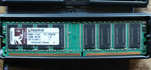 DDR2, DDR Various Desktop RAM Kingston Kingston Area image 5