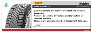 Pneus hiver - 225 / 65 R 17 - Winter tires