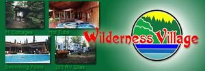 Wilderness Village 20 Year Membership and share
