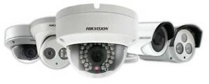 *Security camera systems for smartphone viewing & TV wall Mounti
