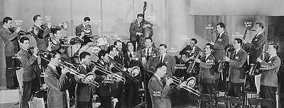 Big Band Music Library of 148 charts (big band arrangements and transcriptions)