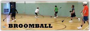 Join FCSSCs Newest League...BROOMBALL! London Ontario image 3