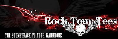 Rock Tour Tees