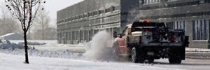 Residential and commercial snow service