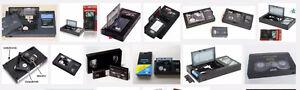 recherche cassette vhs adapteur pour mini dv 8 mm