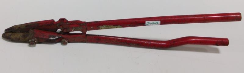 RED STRAP CUTTER