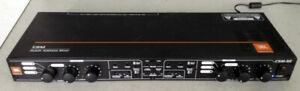 JBL CSM-32 3 x 2 Stereo Public Address digital zone mixer