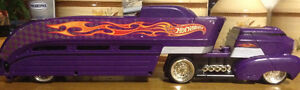 PURPLE HOT WHEELS 2002 STORAGE HAULER TRANSPORT TRUCK 1412DP Gatineau Ottawa / Gatineau Area image 3