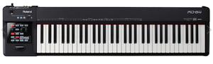 Roland Rd-64 Portable Keyboard w/ great piano and rhodes sounds